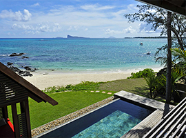 luxury villas for rent mauritius